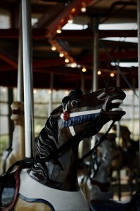 Greenport Carousel Horse