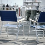 Greenport Chairs on a Pier