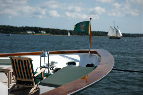 Greenport Schooner