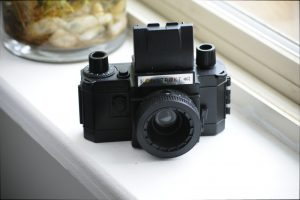 The Konstructor Camera
